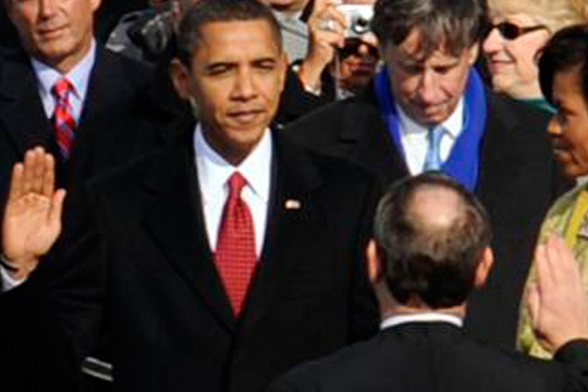 Obama and India calling