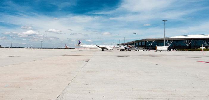 Bengaluru Airport Skies
