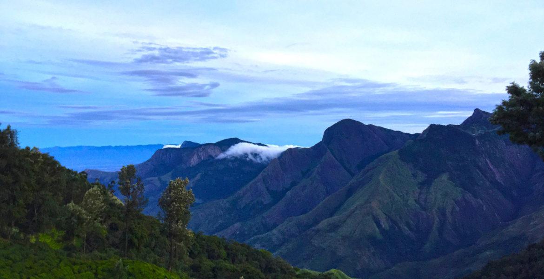 Mountains of Munnar