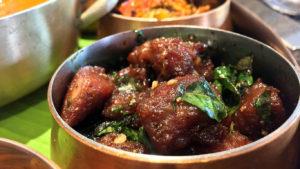 Outstanding Sukka Mutton Pepper Fry, at Sanadige