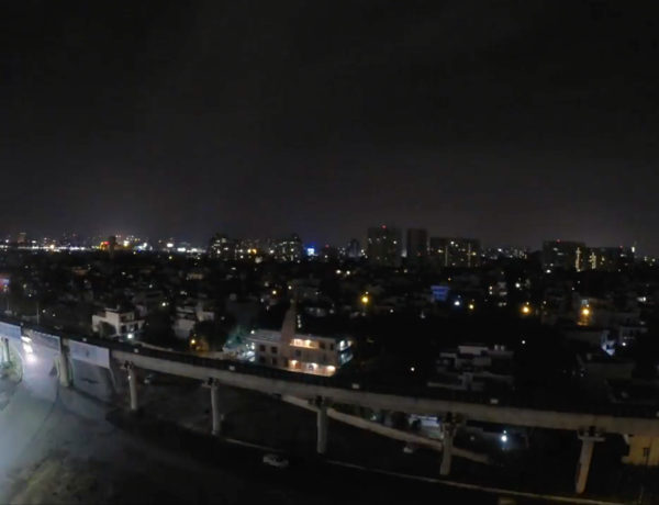 Gurgaon 24/7 Timelapse