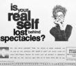 Bausch and Lomb SCL Ad Trikaya Grey 1992