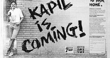 Lehar Pepsi Kapil Dev Campaign by HTA in 1991